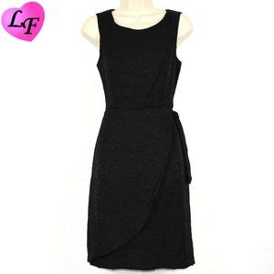 THE LIMITED Side Tie Sleeveless Dress with Sparkle